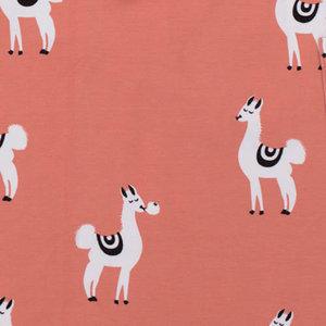 Laatste meter! Onnolulu - Lama #weeffoutje (organic jersey) €18 p/m