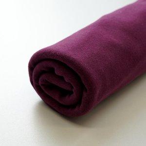 Boordstof plum 160 cm breed