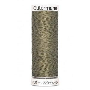 Gutermann 264 Khakigrijs - 200m