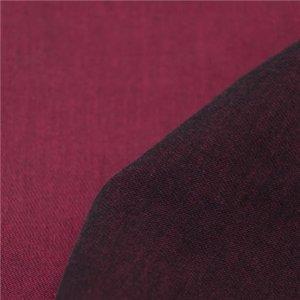 Amandine Cha - Chambray - Burgundy - €22,50 p/m GOTS