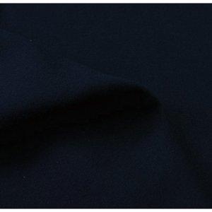 Amandine Cha -  Crepe Marine blue cotton €22,50 p/m GOTS