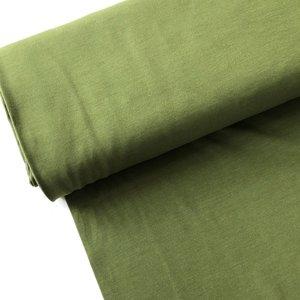 Polytex Organics - Olive Green jeans solid (GOTS) €16