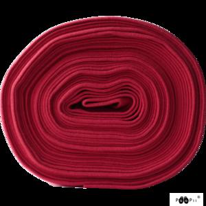 boordstof rood paapii