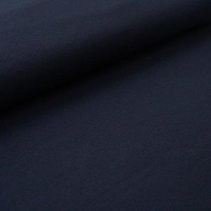 Stoffonkel -  French terry DARK BLUE €19,90 p/m (GOTS)