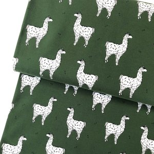Bloome CPH - Lama - green - french terry €23 p/m