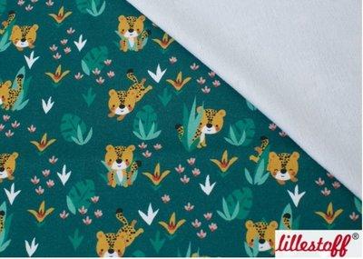 Lillestoff - Cheetah jersey €21,30 p/m GOTS