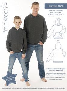 Minikrea Sweatshirt boys/men 66240