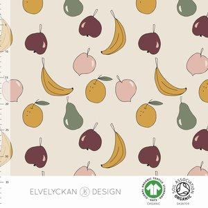 Elvelyckan  - Fruity Salad €24 p/m jersey (GOTS)
