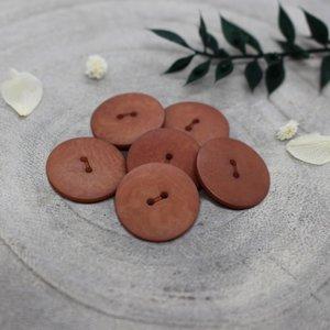 Atelier Brunette - 25mm - Chestnut Corozo