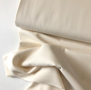 Amandine Cha -  Crepe Naturel cotton €22,50 p/m GOTS