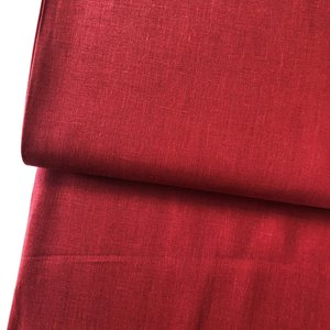 Linnen - Rusty red washed €20,90