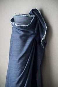 Merchant & Mills - Tencel Yarn dyed denim €24 p/m - GOTS