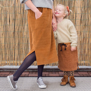 WISJ - Senna skirt kids en dames €12