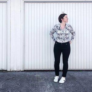 zonen09 Thea blouse