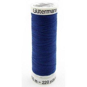 Gutermann 316 kobaltblauw - 200m