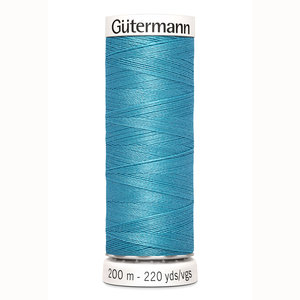 Gutermann 385 licht blauw - 200m