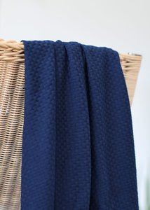 mindtheMAKER - Organic Cotton Wicker INDIGO NIGHT €23,50 p/m
