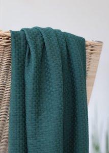 COUPON 105cm mindtheMAKER - Organic Cotton Wicker GREEN PINE €23,50 p/m