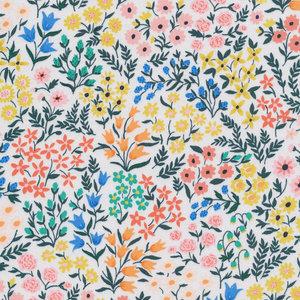 Cloud 9 - Wild Flower - Meadow €23,90 p/m (cotton sateen)