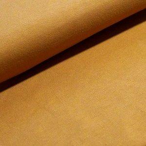 Stoffonkel -  French terry ORANJEBRUIN €19,90 p/m (GOTS)