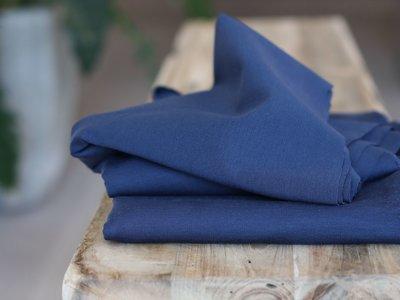 meetMilk - PLAIN PONTE KNIT - Blueberry met LENZING™ TENCEL™ vezels €28,30 p/m