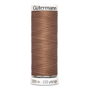 Gutermann 444 nutmeg- 200m