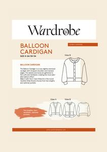 Wardrobe by Me - Balloon Cardigan €16,50