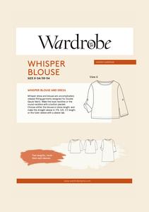 Wardrobe by Me - Whisper Blouse  €16,50