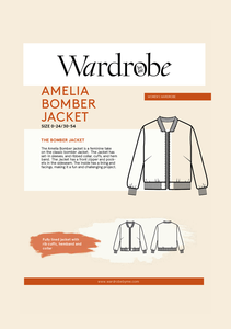 Wardrobe by Me - Amelia Bomber Jacket  €16,50