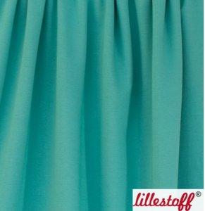 Lillestoff - solid mint  (jersey) €15 p/m GOTS