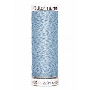 Gutermann 075 baby blue - 200m