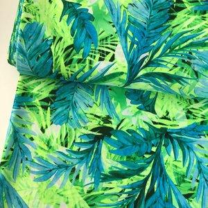 Tropical leaf sport/zwem lycra €29,90 p/m