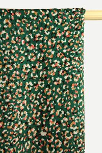 Atelier Jupe - Green viscose with animal print €25 p/m