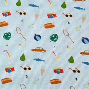 BaBa Kidswear - Picnic jersey €22,50 p/m GOTS