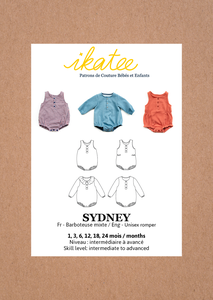 Ikatee - Sydney BABY - 1-24 maanden