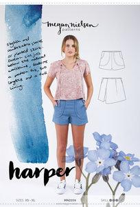 Megan Nielsen - Harper short €18,50