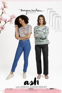 Megan Nielsen - Ash jeans €21,95