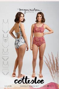 Megan Nielsen - Cottesloe swimsuit €18,50