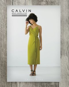 True Bias - Calvin Wrap Dress €18