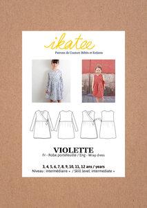 Ikatee - Violette 3-12 jaar