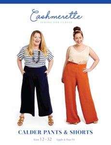 Cashmerette - Calder pants €18,95