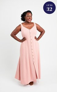 Cashmerette - Holyoke maxi dress & skirt €18,95