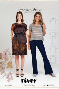 Megan Nielsen - River Dress €18,50
