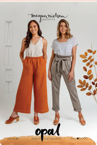 Megan Nielsen - Opal Pants & shorts €18,50