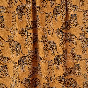 RESTOCK SEPTEMBER Mieli Design - Tigers oker €25,50 p/m summersweat (organic)