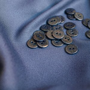 Atelier Brunette - Cobalt viscose crepe €19,90 p/m