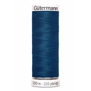 Gutermann 904 bleu petrol - 200m