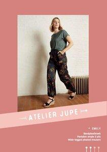 Atelier Jupe - Emily bandplooibroek patroon €16,50 p/m