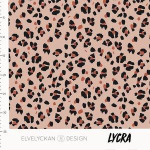 Elvelyckan  - LYCRA Lynx dusty pink €23 p/m (oekotex)