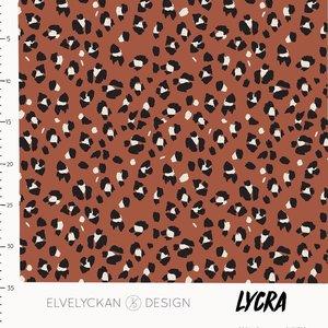 Elvelyckan  - LYCRA Lynx rusty €23 p/m (oekotex)